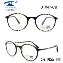 2015 nuevo color - Ultem - OEM Óculos de gafas de forma redonda marco óptico (UT047)