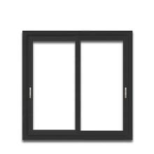 Раздвижные окна из анодированного алюминия и дверная рама двери AS2047 Alloy