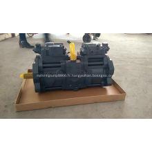 Pompe hydraulique de l'excavatrice DH225-9 400914-00160 Pompe à piston