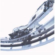 sliding curved door operator