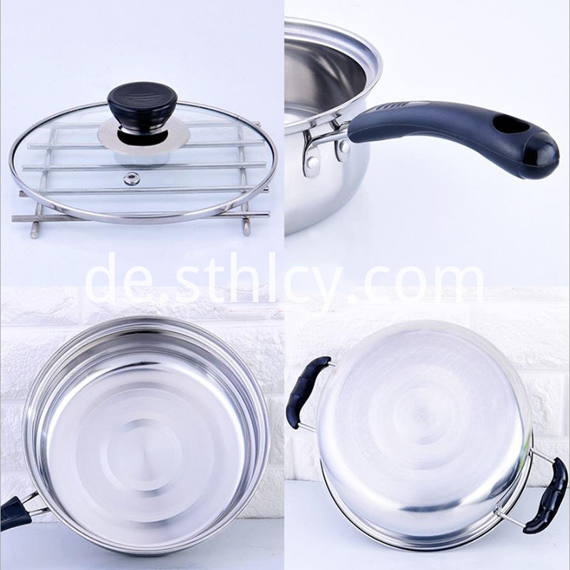 Anolon Stainless Steel Cookware Set