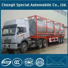Fabricación de equipo químico Maquinaria de maquinaria contenedor químico