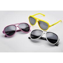 Gafas de sol de la manera del acetato / gafas de sol / gafas de sol de la protección UV400