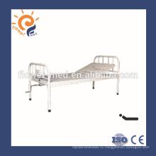 Сертификация CE ISO металлическая медицинская кровать