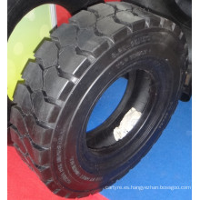 Fabricación de neumáticos Carretilla elevadora Neumático sólido (5.00-8 6.00-9 6.50-10 7.00-9 18X7-8)