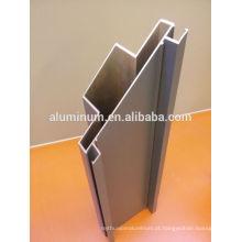Sistema de parede de alumínio cortina de vidro