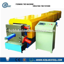 Color Steel Round Downpipe Roll Forming Machine, Metal Rainwater Downpipe Forming machine