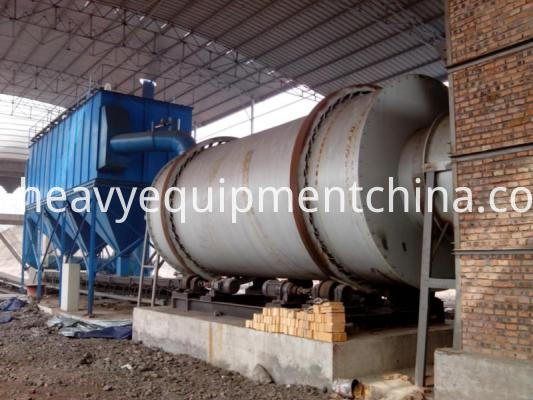 Triple Pass Rotary Dryer