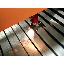 Cortadora caliente del lazer del metal del co2 150w de la venta 2017