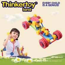 Cool Racing Car Model Education Toys pour 3-6 enfants