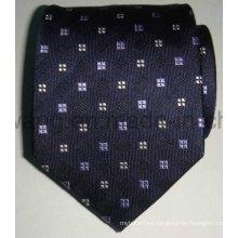 Corbata tejida de seda del telar jacquar de los hombres modificada para requisitos particulares