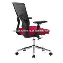 X1-02B-NF chaises de bureau en plastique en gros avec accoudoir multi-funtional