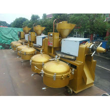 Guangxin Oil Press Yzxlq140 Full Oil Machine/ Soybean Oil Usage Oil Press