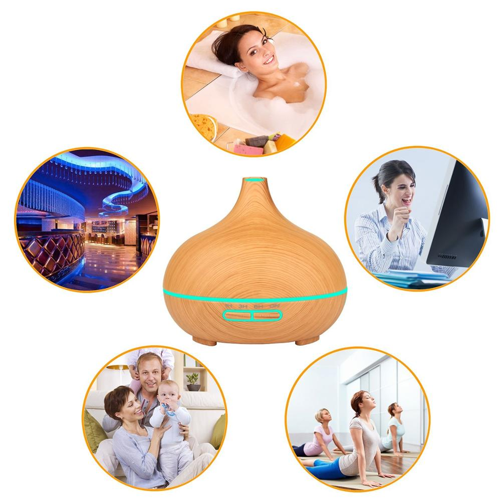 Aromatherapy Essential Oil Aroma Diffuser