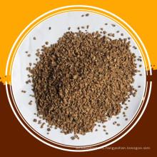 16-150 soft abrasive Walnut Shell Granules for polishing