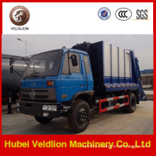 Dongfeng 4X2 8cbm 10cbm Compactor Garbage Truck