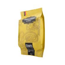 Environmental Friendly Flat Ziplock Vacuum Sealer Bag Resealabe Pouch for Coffee