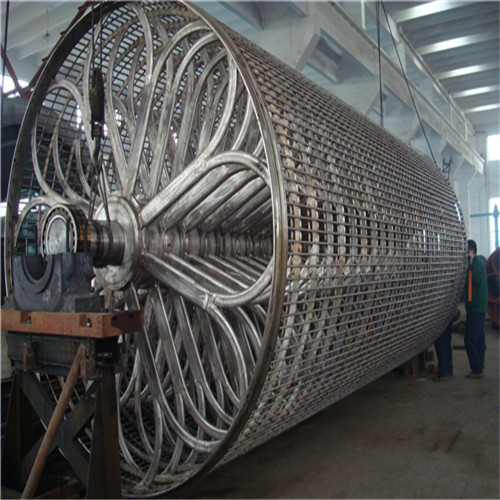 Paper Mill Cylinder Mould 03
