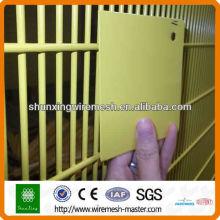 358 Clôture de maille anti-escalade de haute sécurité