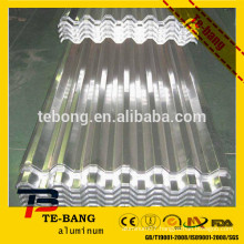 Aluminium Corrugated Sheet for Roofing/Building/Workshop