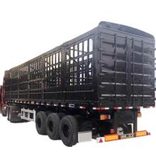 Famous Brand 70t Heavy Duty Cargo Trailer