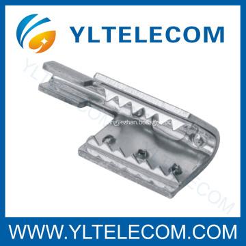 Sertissage cosse de terre fil télécommunication accessoire