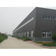 Стальная конструкция сборного завода