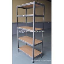 NUEVO Estante de almacenamiento Heavy Duty Metal 5-Shelf Garage