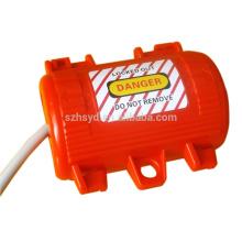 engineering polypropylene anti impact and corrosion resistance lock plug