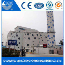 Fly Ash Dust Catching Production Line