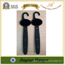 Mejor vendido de moda de alta calidad de color negro cinturón de plástico
