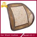 Woodbead und Mesh Auto Rückenlehne Taille Kissen