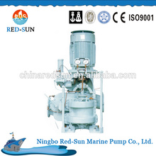 Prix de la pompe centrifuge en acier inoxydable, pompe à eau centrifuge à débit élevé