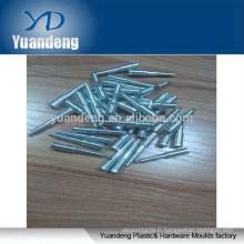 Pièces d'axe de tournage CNC en métal de haute qualité