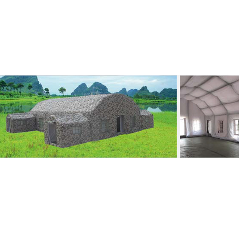 Camouflage Military Inflatable Tent