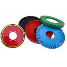 2021 High Quality Granite Turbo Grinding  Wheel Metal Grinding For Metal Bevel teeth