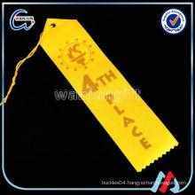 Customized printing blank award ribbons