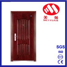 2017 Hot Selling Model Steel Security Exterior Door