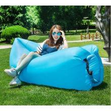 3 Season Type OEM Logo Portable Air Inflatable Bed Sleeping Bag