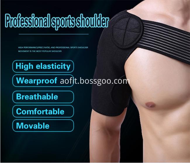 foam shoulder pad