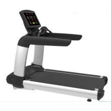 Gimnasio equipo gimnasio Ce aprobación comercial caminadora con pantalla táctil