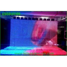 Ecran LED flexible Deds Ledsolution P80