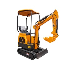 1Ton XINIU mini excavator for garden