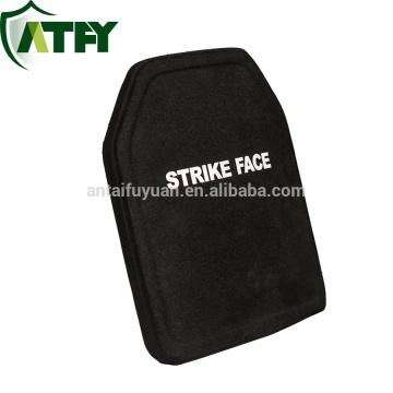 plaque de gilet pare-balles Plaque de blindage balistique haute protection légère