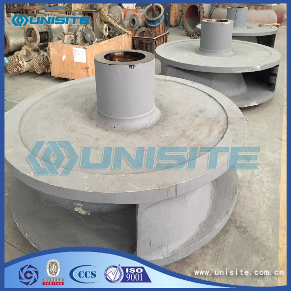 OEM Steel Casting Impellers