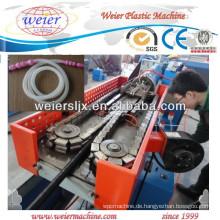 PP PE PVC Kunststoff Wellpappenmaschine
