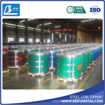 All Colors Matt ASTM A653 PPGI PPGL Prepainted Steel Coil