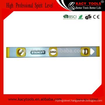 I-beam aluminum alloy spirit level