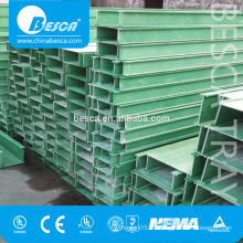 Fiberglass Cable Tray FRP Cable Trunking Indoor And Outdoor
