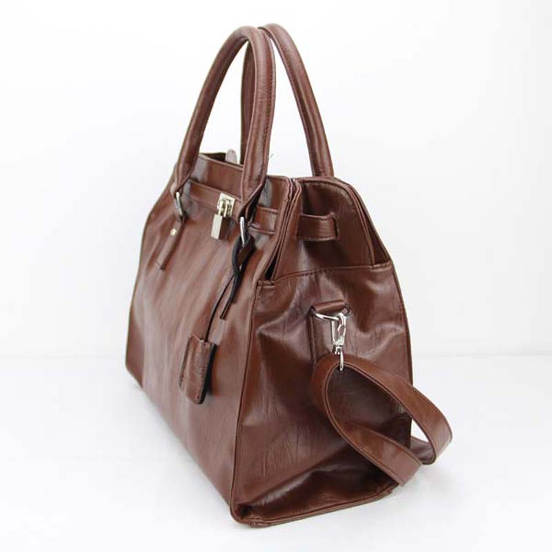 Leather Tote Great for Business